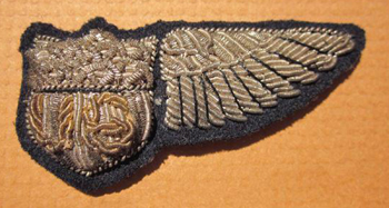 Aviation Wings and Badges of WW2 - World War I Wings